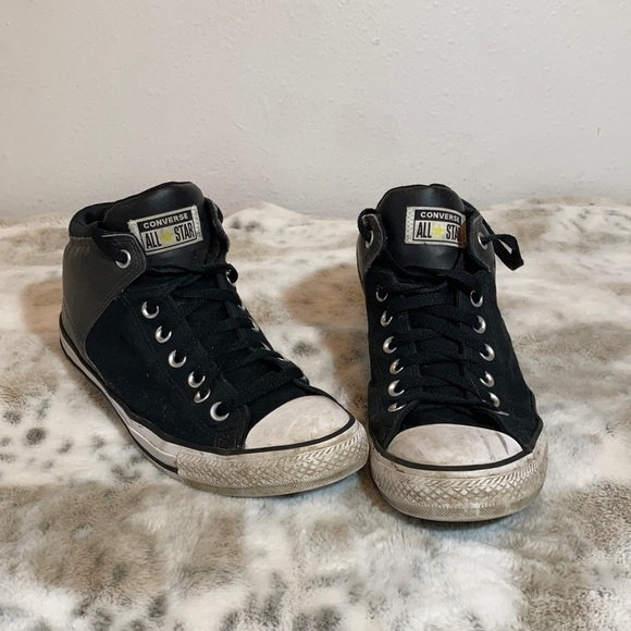 Converse all star sneakers size 9 men's